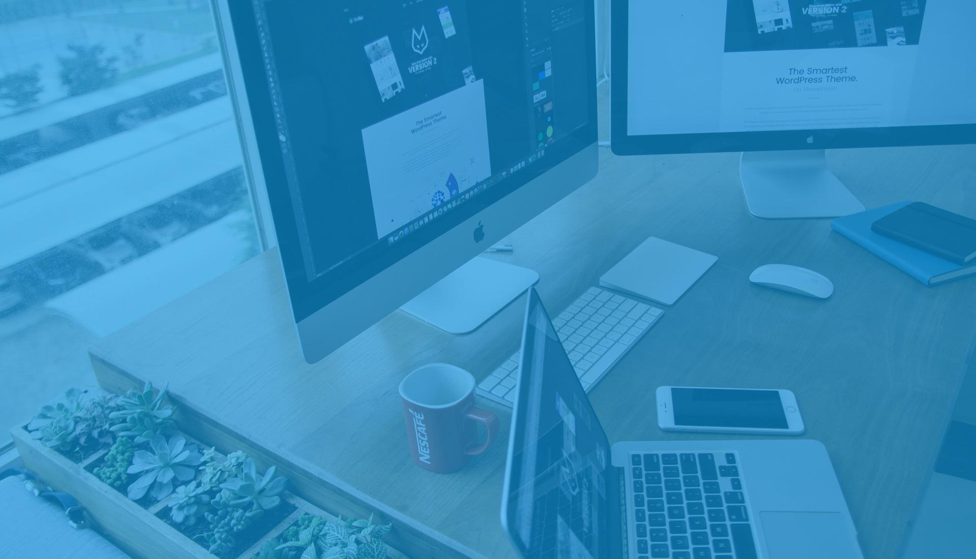WordPress Web Design & Online Marketing Services.